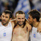Griechenlands Kapitän spuckt große Töne