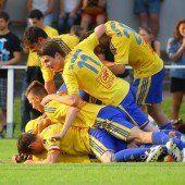 Sensation: Meiningen nach 3:0-Sieg Aufsteiger