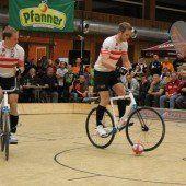 Maximale Ausbeute für die Höchster Radballer