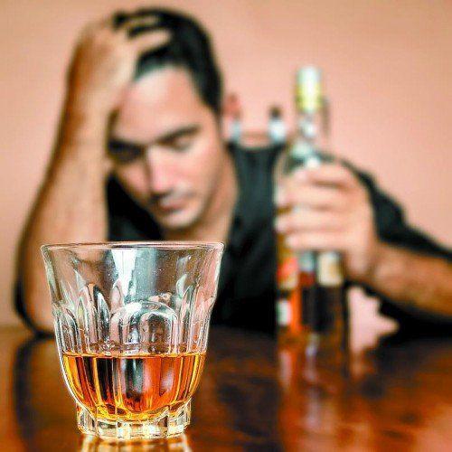 Harte Getränke sind mit Sicherheit nicht gesundheitsförderlich. Beim Wein scheiden sich die Geister noch.