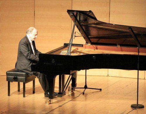 Hat begeistert: Marc-André Hamlin.  Foto: Schubertiade