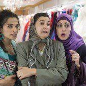 Vom normalen Bild einer türkischstämmigen Frau