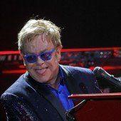 Sir Elton John in der AFG-Arena