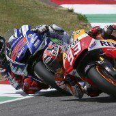 Sechster Sieg in Folge für Weltmeister Marquez
