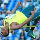 Barshim springt in Rom 2,41 m