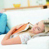 Schlaf hilft, sich Dinge besser zu merken