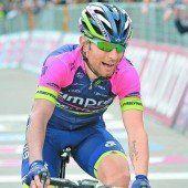 Dopingtest bei Ulissi war positiv