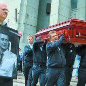 Hunderte Tote bei den Kämpfen in der Ukraine