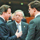 EU-Führung wird komplett umgebaut