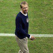 Kein Kontakt zu Jürgen Klinsmann