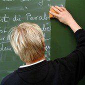 Herr Lehrer ist eine begehrte Mangelware