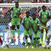 Argentinien siegt, Nigeria feiert