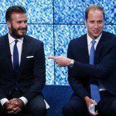Beckham nun aktiver Tierschutz-Botschafter