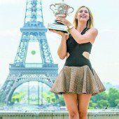 Tränenreiche Tennis-Triumphe