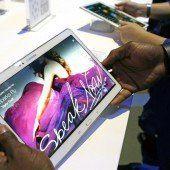 Samsung nimmt iPad ins Visier