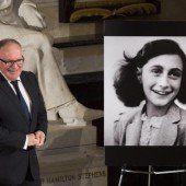 Eine Marke und ein Mythos: Wem gehört Anne Frank?