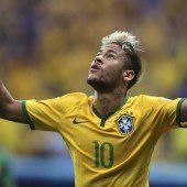 Neymar verzückt Brasilien
