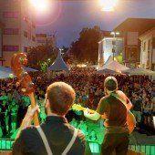 Old Orleans – New Bregenz: Vielversprechender Start mit rund 22.000 Besuchern