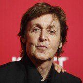 Paul McCartney ist wieder fit