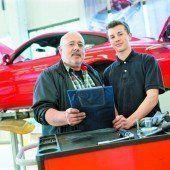 Porsche: Junge Talente geben Gas