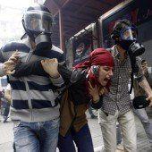 Istanbul: Mit 25.000 Polizisten gegen die Gezi-Demonstranten