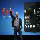Amazon steigt in den Smartphone-Markt ein