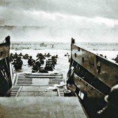 In der Normandie gedenkt man heute der Befreiung von den Nationalsozialisten