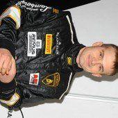 Heimspiel von Sandro Bickel am Red-Bull-Ring