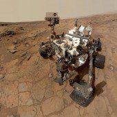 Der Mars-Rover findet Hinweise auf Sauerstoff