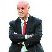 Del Bosques Zukunft weiter offen – Villar bleibt stumm