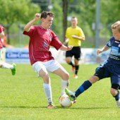 Vorarlbergs Unter-13-Auswahl gewinnt das Obere Play-off, Gruppe A