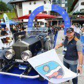 Start für Arlberg Classic