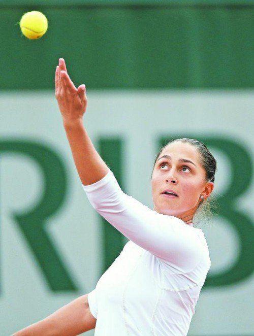 Tamira Paszek: ein Erfolg fehlt für Wimbledon noch. Foto: apa