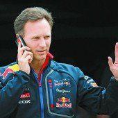 Red Bull fährt weiter mit den Motoren von Renault