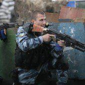Bangen um OSZE-Teams