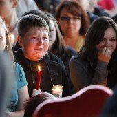 Erneut Schießerei an US-Schule: Zwei Tote