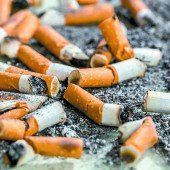 Per Gesetz gegen Raucher