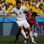England bleibt bei WM sieglos