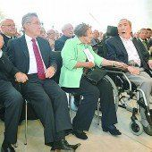 ÖVP lässt Mock zum 80er hochleben