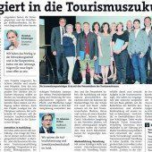 Tourismus-­Strategie