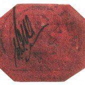 Briefmarke bringt rund sieben Millionen Euro