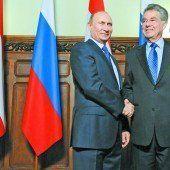 Österreich hält Putin die Tür auf