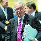 Juncker nominiert