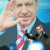Erdogan kommt nach Österreich