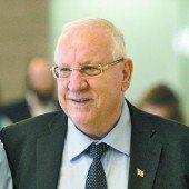 Israel hat neuen Präsidenten