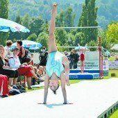 1400 junge Sportler treffen sich in Höchst