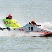 Bootsrennen – Bub verletzt