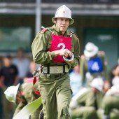 Silbertal hat schnellste Feuerwehr des Landes