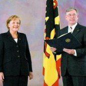 Weltmeisterin Merkel wird heute 60