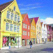 Zwischenstopp in Bergen